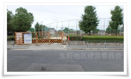 工事フェンス1