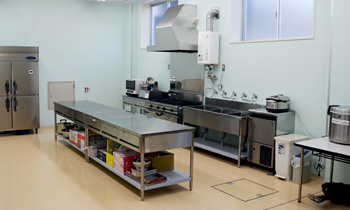 食品加工室