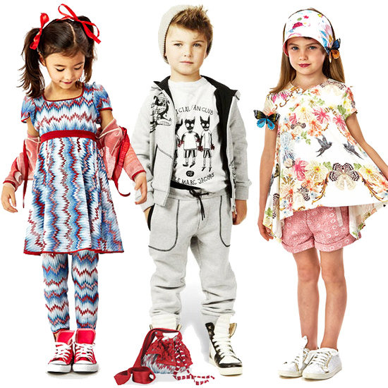 Get children ready for school, play or formal occasions with kids' clothes from Sears. Whether you need swimwear for hitting the beach on a hot summer day or kids' uniform clothes for the upcoming semester, help your kids look their best with comfortable and stylish kids' clothes.