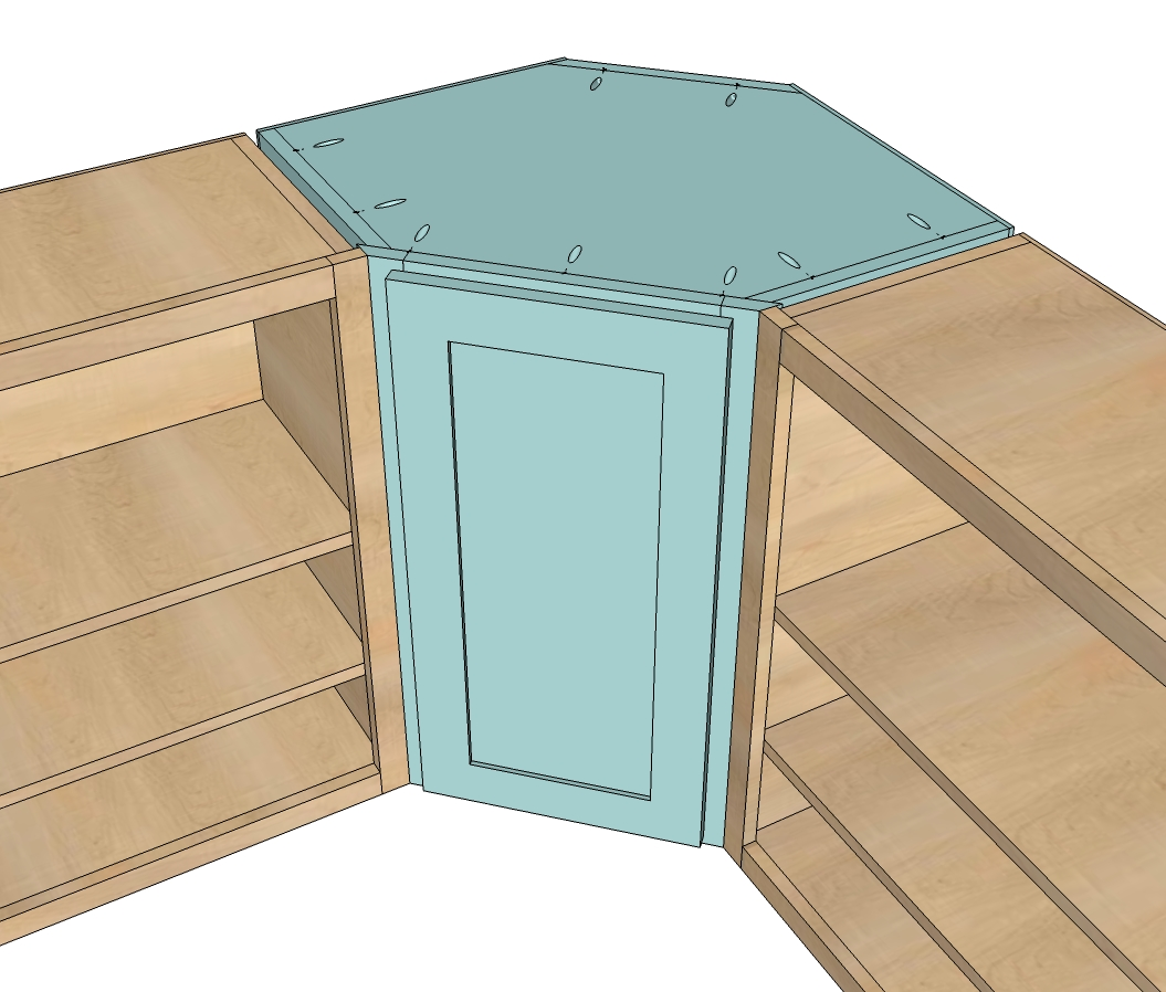 Learn to build your own kitchen cabinets 2015 for Building your own kitchen cabinets cost