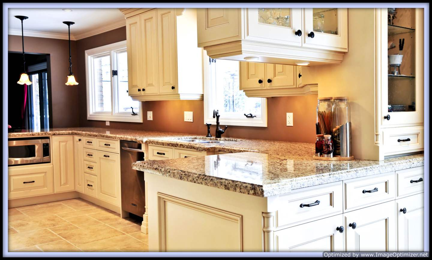 Awesome Custom Kitchen Cabinet 2015