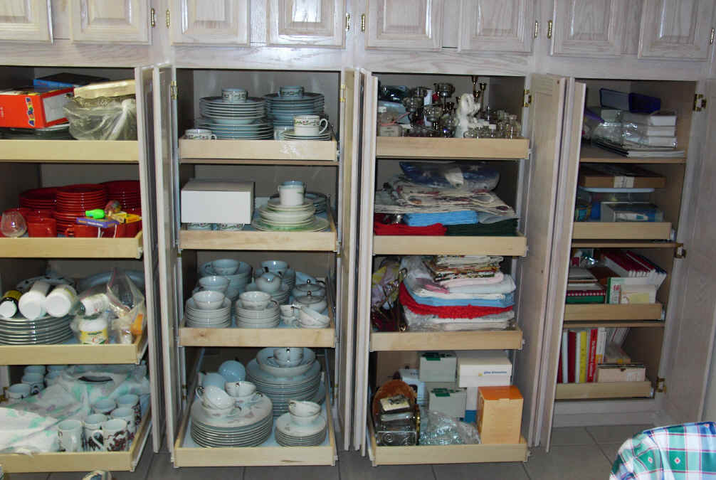 Simple Organizing Kitchen Cabinets 2015
