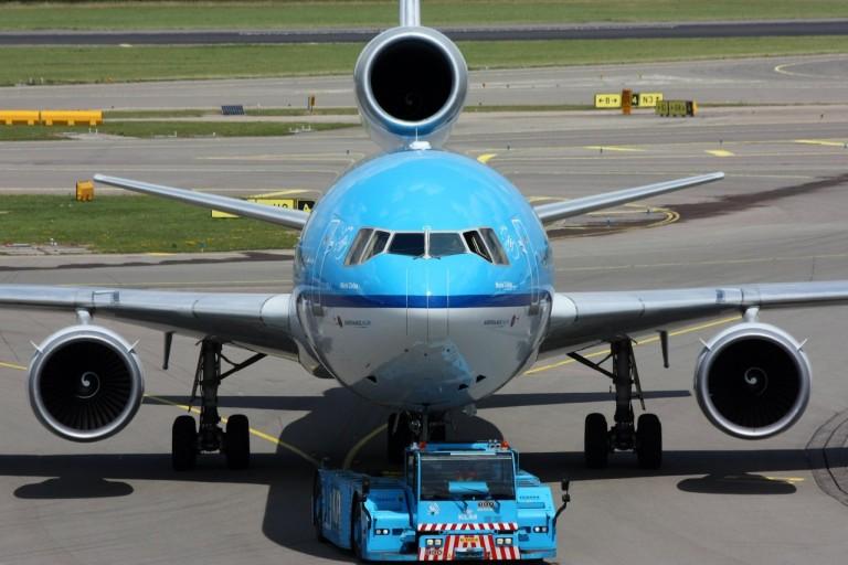 KLM MD11 PH-KCG