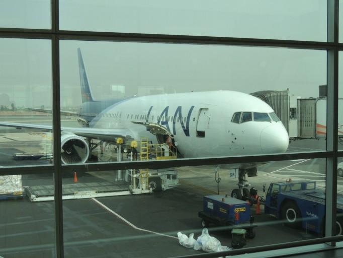 LAN Boeing 767