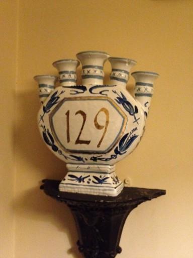 Des Indes - Room Number