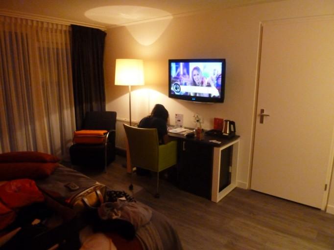 Standardroom Grand Hotel Amsterdam