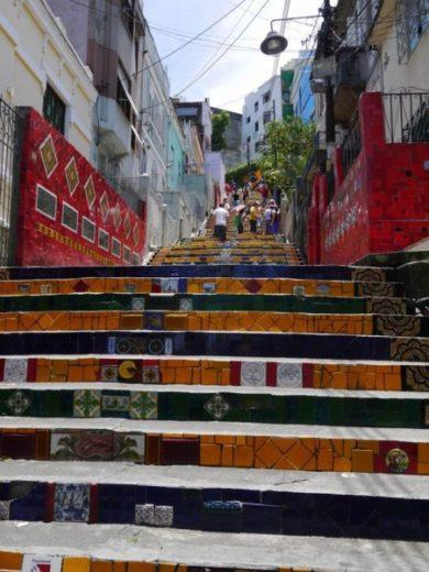 De trappen van Selaron