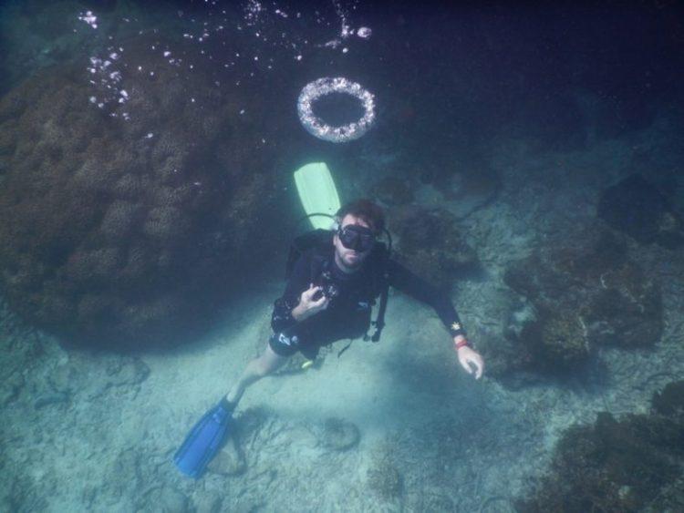 bubbels-duiken
