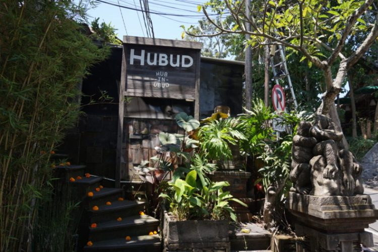 Hubud-Ubud-Bali