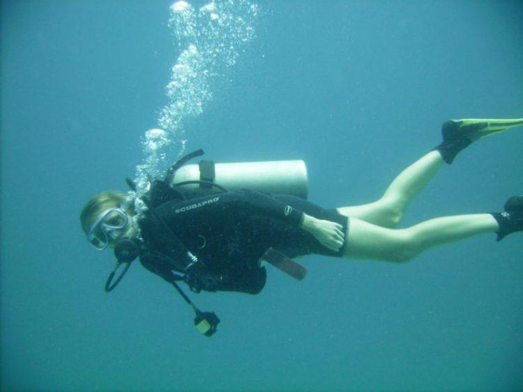 duiken-padi