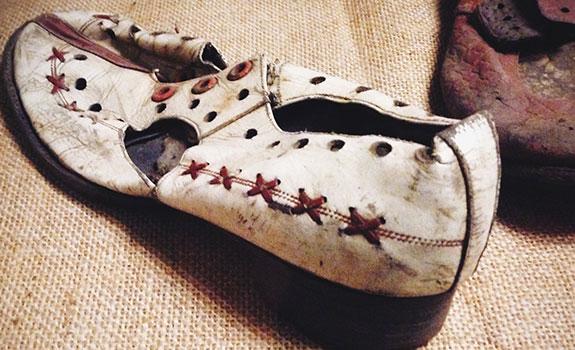 De schoenen van Esther