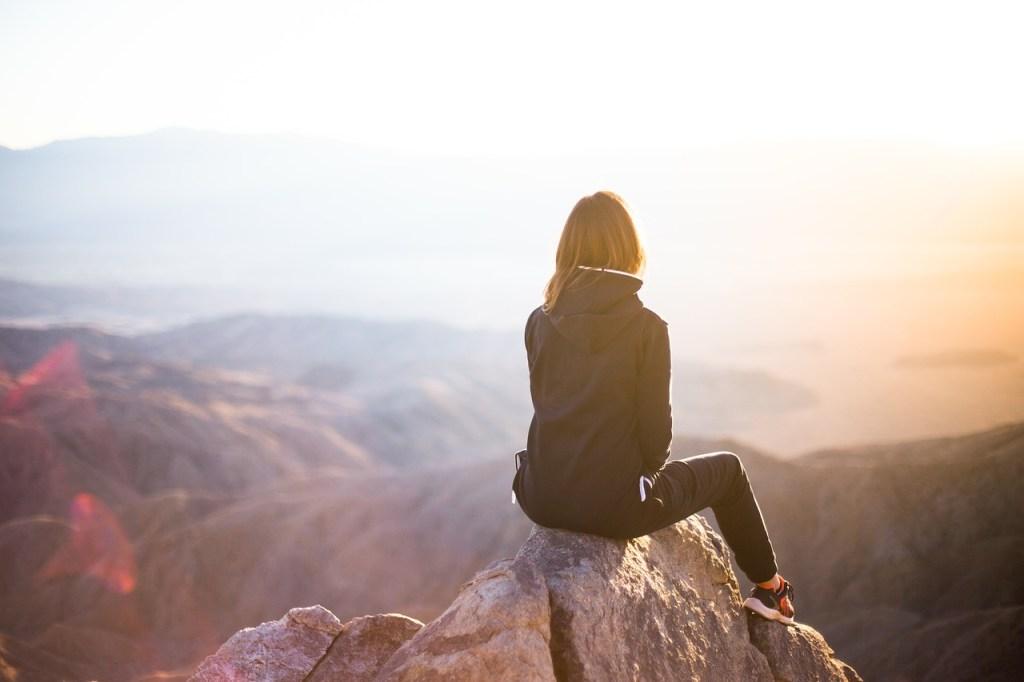 Hoe moet je bidden - rustige plek