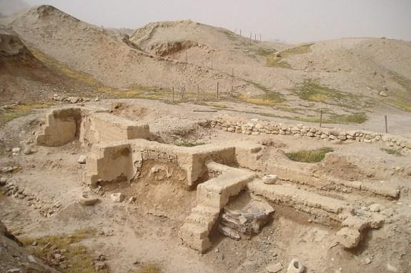 Jericho bevestigd de betrouwbaarheid van de Bijbel - klein