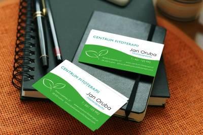 Jan Oruba Business Card