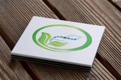 arculattervezés logo homeopátia dns lánc természetgyógyászat Dr. Kuklis Eszter il-design