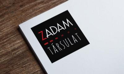 Arculattervezés logo ZADAM Társulat