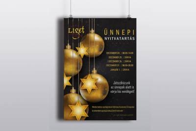 il-design-plakát-tervezés-liget-wellness-karácsony