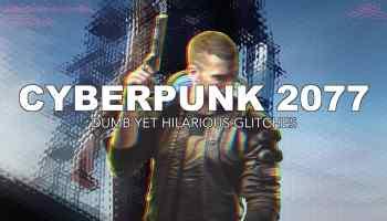 Cyberpunk 2077 באגים.