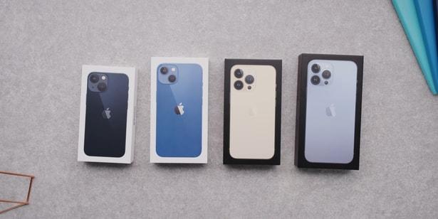 אייפון 13, כל הדגמים.