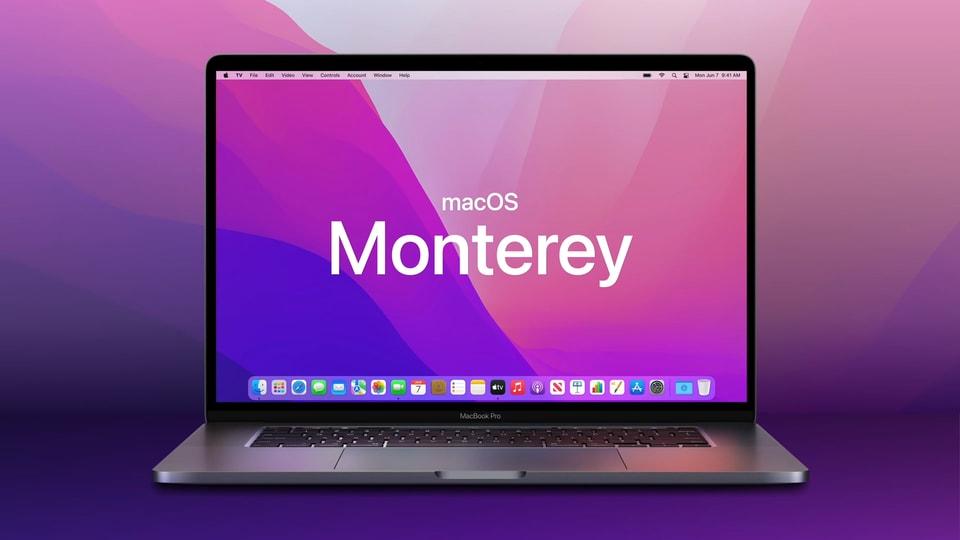 macos מונטריי, macOS Monterey.