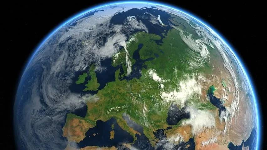 Live World Satellite View Zoom