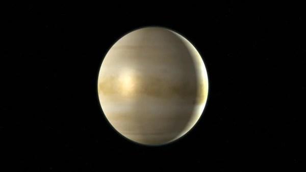 Venus In Rotation Loopable Stock Footage Video 5570606