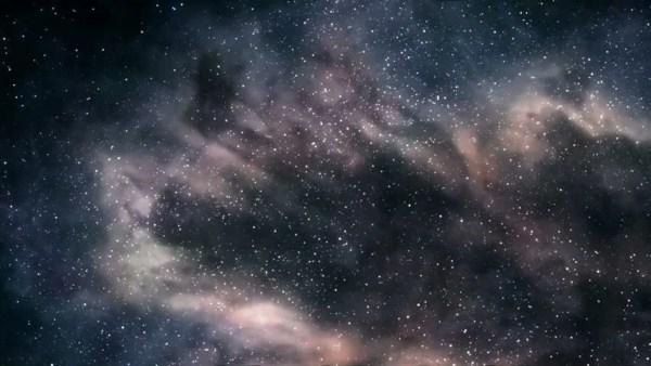 Dark nebula definitionmeaning