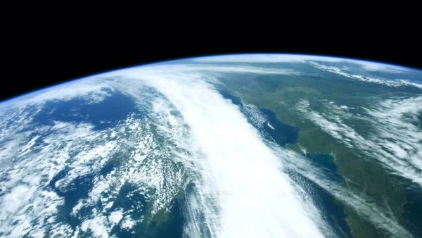 Planet Earth Seen From The The International Space Station ...