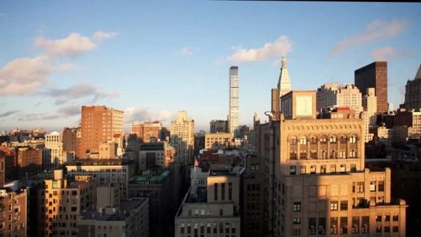 Manhattan Skyline Time-lapse, Nyc, Super High Quality, 4k ...