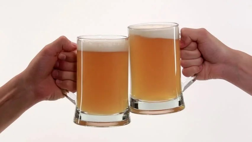 Image result for beer clinking