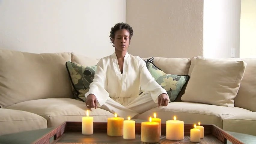 Image result for black woman and candles