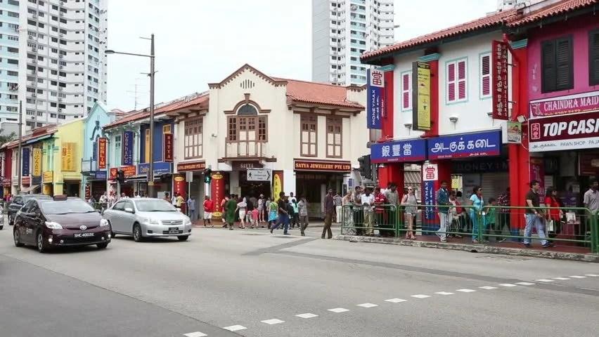 Image result for singapore indian quarter