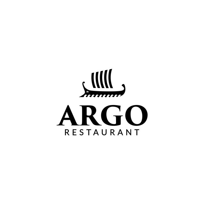 ARGO RESTAURANT logo design