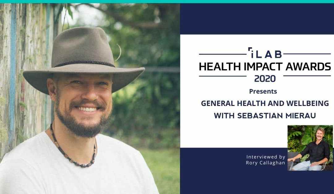 Rory Callaghan Interviews Sebastian about general health and wellbeing