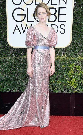 Claire Foy. Foto: Frazer Harrison / Getty Images.