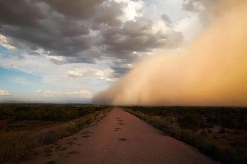 Toz Fırtınası