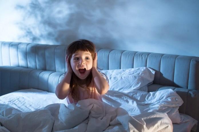 Kabuslar ve Çocuklarda Gece Terörleri