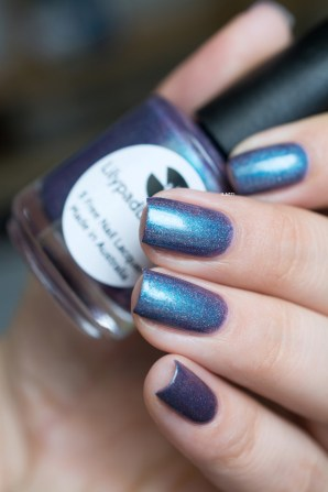 Lilypad Lacquer_Out in space_Aurora australis_04
