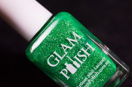 Glam Polish_Coven collection_Zelena_01