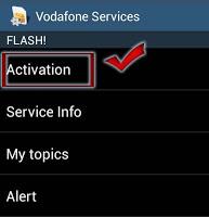 stop flash notification