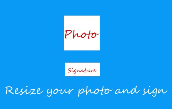 How to Resize A Photo And Sign With Microsoft Paint to Fill Out Online Exams Forms