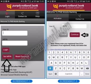 How to Reset Forgot PNB Mobile Banking MPIN