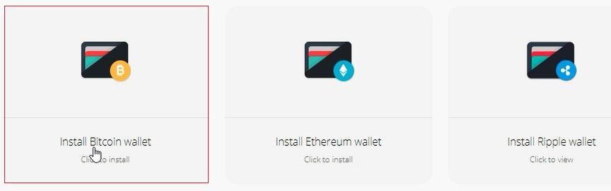 send bitcoin to ledger nano s
