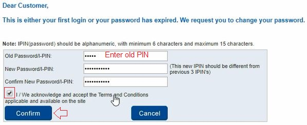 activate hdfc internet banking online