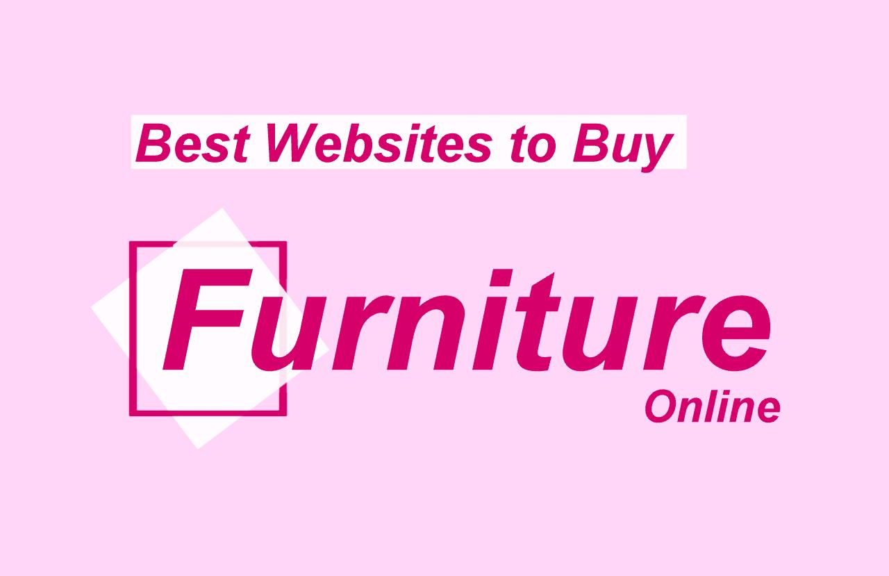 websites for online furniture shopping
