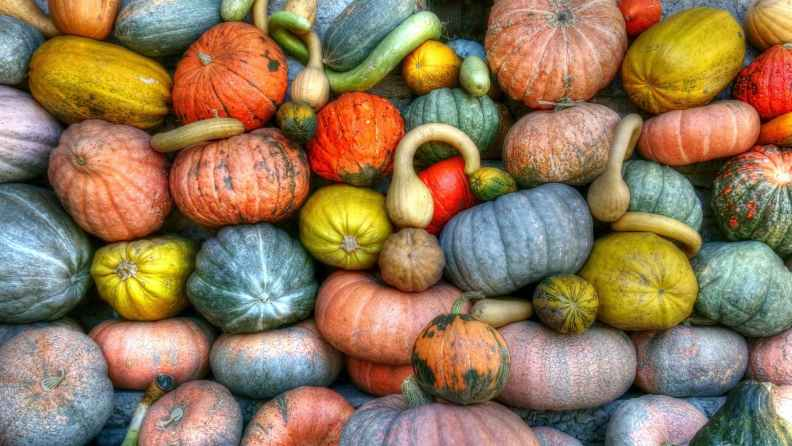 pumpkins autumn health