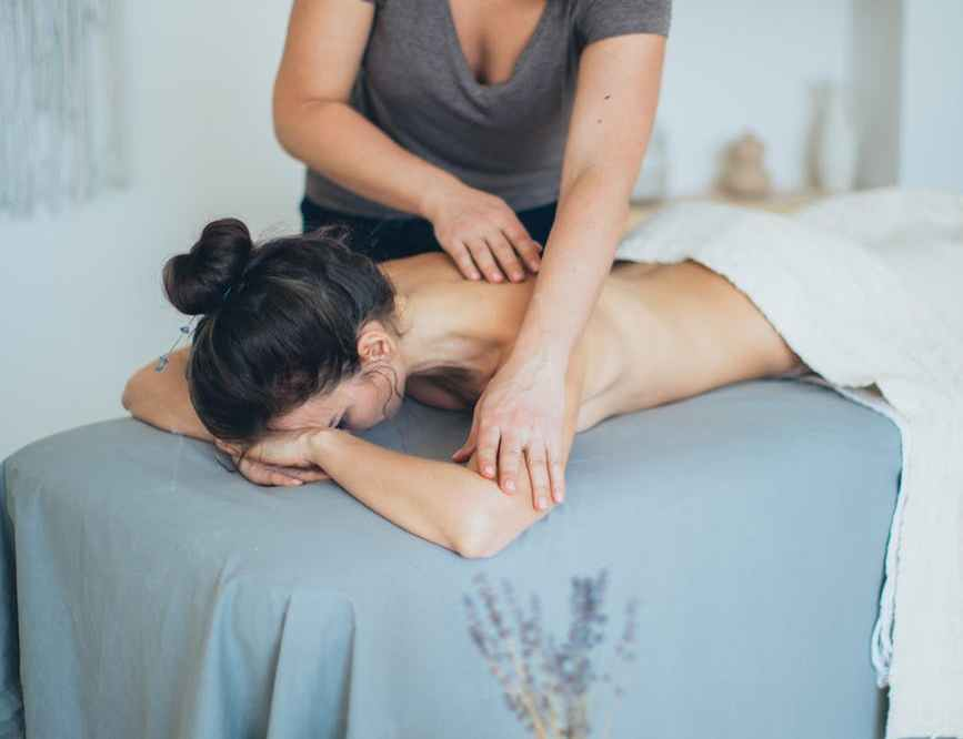 Gua Sha Fa treatment