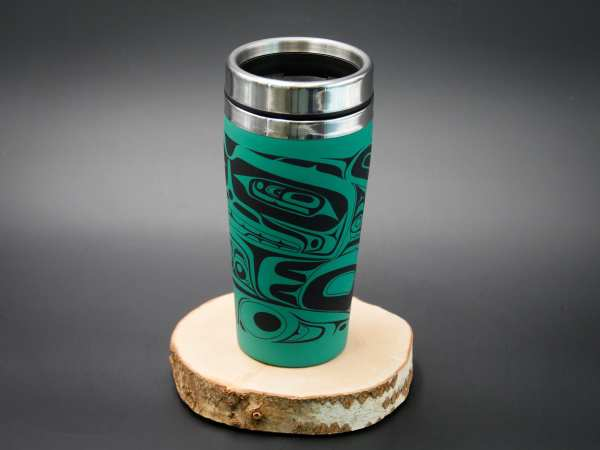 Transformation Travel Mug