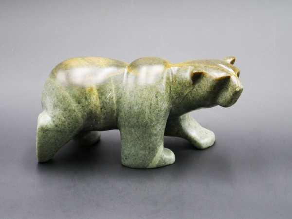 Soap Stone Bear