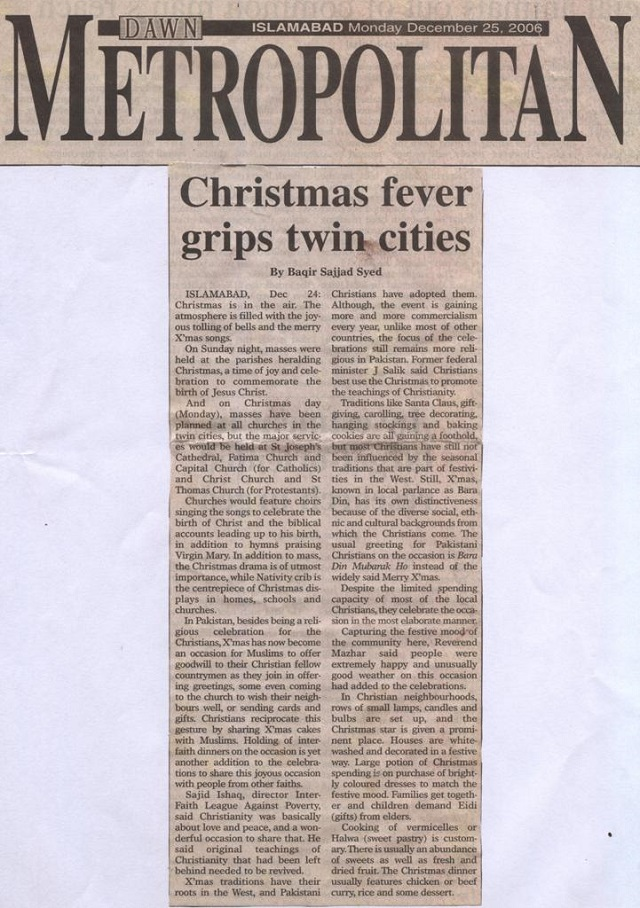 Christmas fever grip twin cities